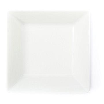 ELITE Talíř hluboký čtvercový 17,5x17,5cm krémový, sada 6ks (25000 ivory)
