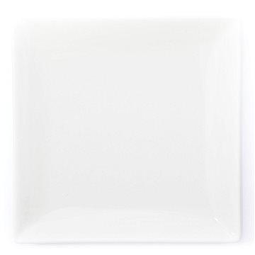 ELITE Talíř dezertní čtvercový 18x18cm krémový, sada 6ks (25002 ivory)