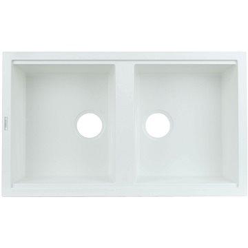 ELLECI BEST 450 Bianco titano/Granitek (LGB45068)