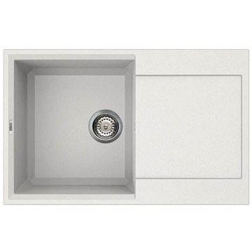 ELLECI EASY 300 Bianco titano/Granitek (LGY30068)