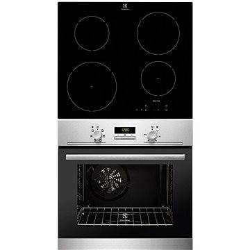 ELECTROLUX EZB2400AOX + ELECTROLUX EHH6240ISK