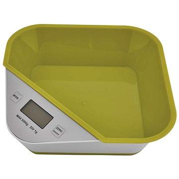 EMOS Digitální kuchyňská váha EV024 zelená (2617002400)