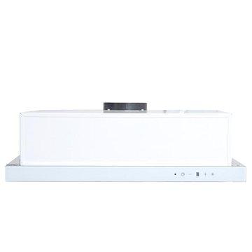 CATA EMPIRE VD 206060 Bílé sklo (20606060)