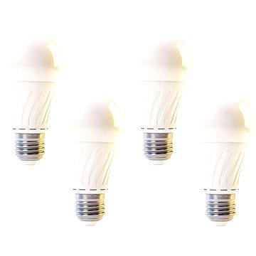EMOS A60 LED 300 CLASSIC 8W E27 WW 4ks