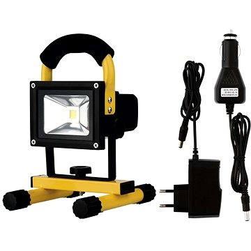EMOS LED REFLEKTOR AKU COB 10W SP1 (8592920018859)