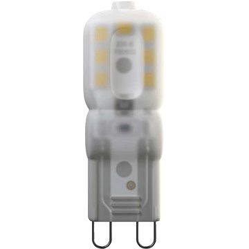 EMOS LED žárovka Classic JC A++ 2,5W G9 teplá bílá (1525736200)