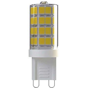 EMOS LED žárovka Classic JC A++ 3,5W G9 teplá bílá (1525736201)