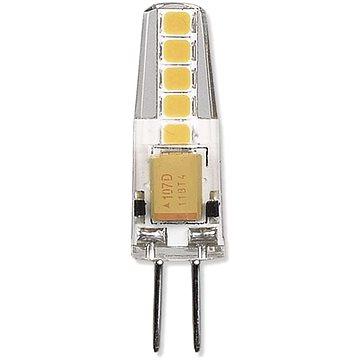 EMOS LED žárovka Classic JC A++ 2W G4 teplá bílá (1525735201)