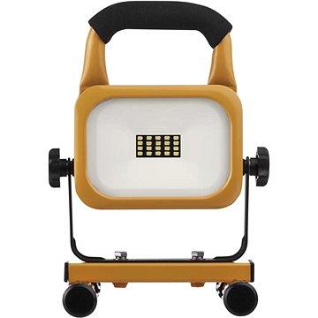 EMOS PROFI LED reflektor přenosný, 10 W AKU SMD studená bílá (1531281110)