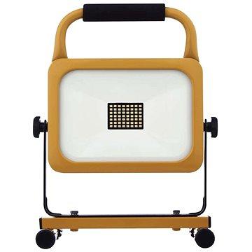EMOS PROFI LED reflektor přenosný, 30 W AKU SMD studená bílá (1531281031)