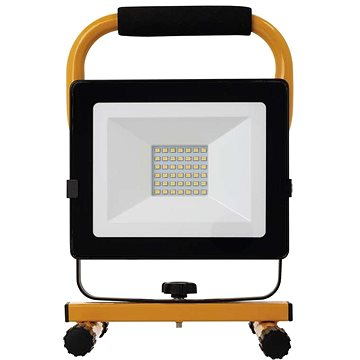 EMOS LED reflektor přenosný, 30W neutrální bílá (1542033310)