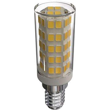 EMOS LED žárovka Classic JC A++ 4,5W E14 teplá bílá (1525731208)