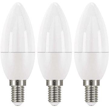 EMOS LED žárovka Classic candle 6W E14 teplá bílá (1525731207)