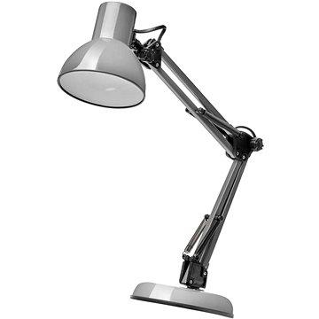 EMOS STOLNÍ LAMPA LUCAS TMAVĚ ŠEDÁ (1538168000)