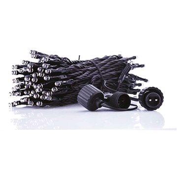 EMOS Spojovací řetěz 100 LED, 10m, růžová (1534990037)