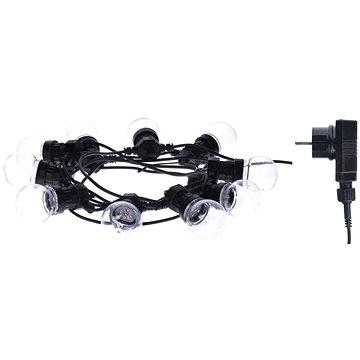 EMOS LED řetěz - párty žárovky, 5m, IP44, multicolor (1534193800)