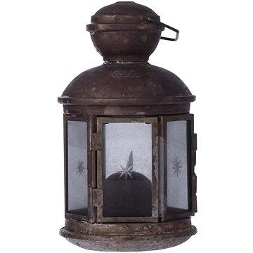 EMOS LED dekorace - lucerna vintage, 3xAA, teplá bílá, časovač (1534197700)