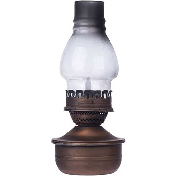 EMOS LED dekorace - lucerna vintage, 3xAA, teplá bílá, časovač (1534197800)