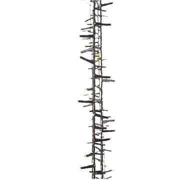 EMOS 400 LED vánoční řetěz – ježek, 8m, teplá bílá, časovač (1534203500)