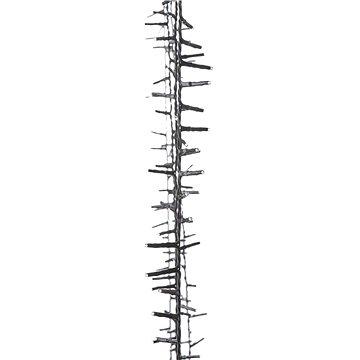 EMOS 400 LED vánoční řetěz – ježek, 8m, studená bílá, časovač (1534203600)