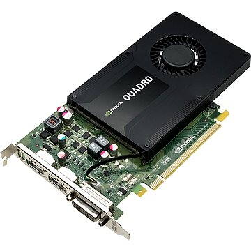HP NVIDIA Graphics PLUS Quadro K2200 (J3G88AA)