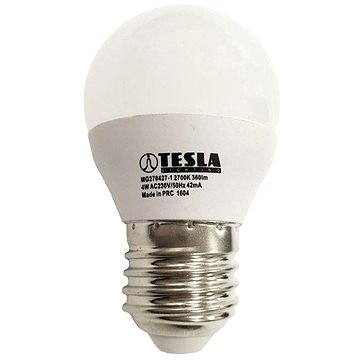 TESLA LED 4W E27 (MG270427-1)