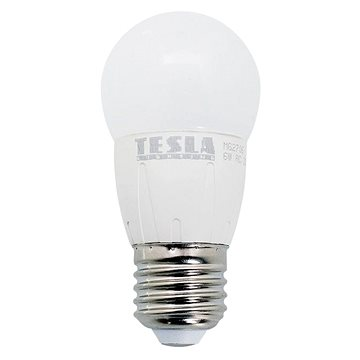 TESLA LED mini BULB 6W E27 4000K (MG270640-5)