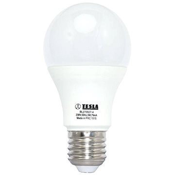TESLA LED 9W E27 2700K, 1ks (BL270927-4)