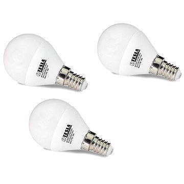 TESLA mini BULB 3W E14, 3ks