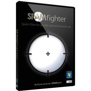 SPAMfighter Pro na 1 rok (elektronická licence) (SPAMFI.PRO.1R)