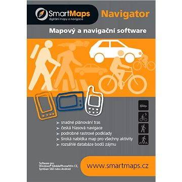 SmartMaps Komplet (elektronická licence) (SMMAP.KOMPL.ANDR.WP.2014)