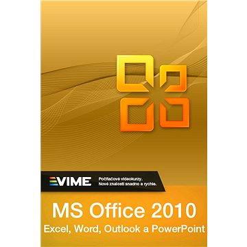 Balíček výukových kurzů MS Excel, Word, PowerPoint a Outlook, online licence na 1 rok (elektronická (VK.BAL.ONL.2010.VIME)