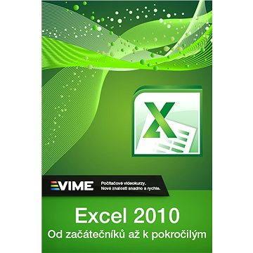 Výukový kurz MS Excel 2010 doživotní licence ke stažení (elektronická licence) (VK.EX.2010.VIME)