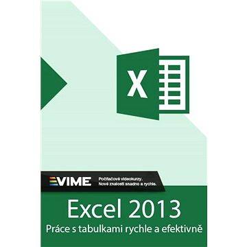 Výukový kurz MS Excel 2013 doživotní licence ke stažení (elektronická licence) (VK.EX.2013.VIME)