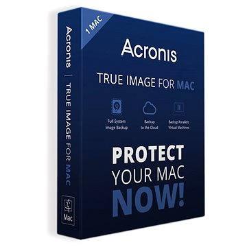 Acronis True Image 2015 pro 1 Mac ESD EN (elektronická licence) (TMCTL1ENS)