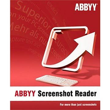 ABBYY Screenshot Reader (elektronická licence) (AB-08774)