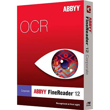 ABBYY FineReader 12 Corporate Concurrent use (elektronická licence) (AB-09442)