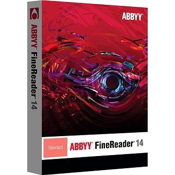 ABBYY FineReader 14 Standard (elektronická licence) (AB-10547)