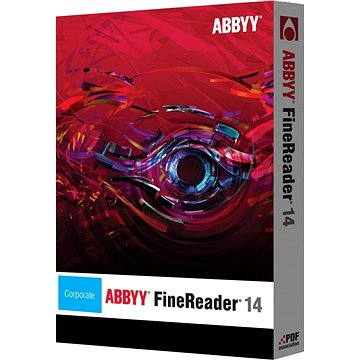 ABBYY FineReader 14 Corporate (elektronická licence) (AB-10557)