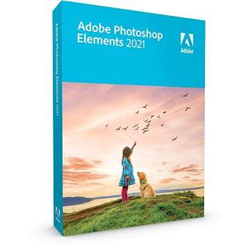 Adobe Photoshop Elements 15 CZ (elektronická licence) (65273205AD01A00)