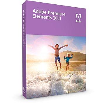 Adobe Premiere Elements 2018 CZ (elektronická licence) (65282015AD01A00)