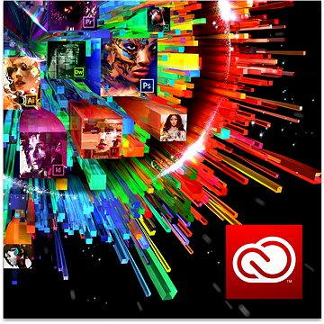 Adobe Creative Cloud for teams All Apps MP ML (vč. CZ) Commercial (12 měsíců) (elektronická licence) (ACC65270773BA01A12-12)