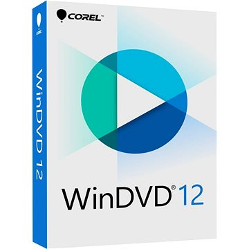Corel WinDVD 12 Corporate Edition WIN (elektronická licence) (LCWD12ML1)