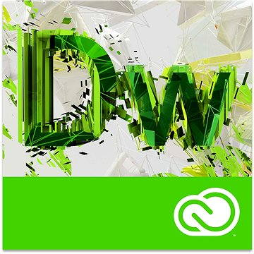 Adobe Dreamweaver Creative Cloud MP ML (vč. CZ) Commercial (1 měsíc) (elektronická licence) (ACC65270365BA01A12)