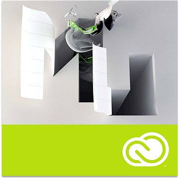 Adobe Muse Creative Cloud MP ML (vč. CZ) Commercial (12 měsíců) (elektronická licence) (ACC65270355BA01A12-12)