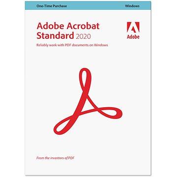Acrobat Std DC (12) WIN CZ NEW COM Lic 1+ (300) (elektronická licence) (65258478AD01A00)
