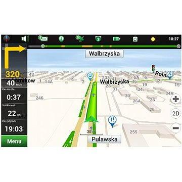 NAVITEL Navigator + Evropa (elektronická licence) (AL001)