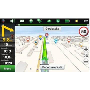 NAVITEL Navigator + Česko, Slovensko (elektronická licence) (AL002)