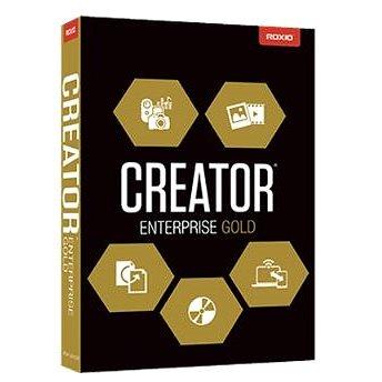 Corel Creator Gold 10 Enterprise License ML (elektronická licence) (LCRCRG10ML1)