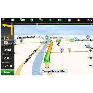 NAVITEL Navigator + DACH (Německo, Rakousko, Švýcarsko, Lichtenštejnsko) (elektronická licence) (AL003)
